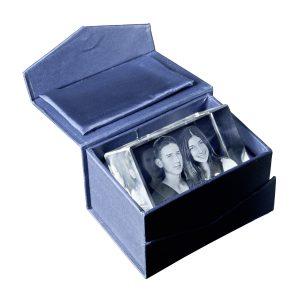 3D Block in Geschenkbox