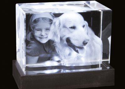 3D-Glasbilder