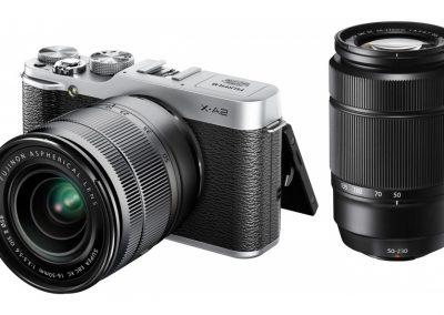 Fujifilm X-A2 incl. XC16-50 F3,5-5,6 OIS II und 50-230mm F4,5-6,7 OIS II