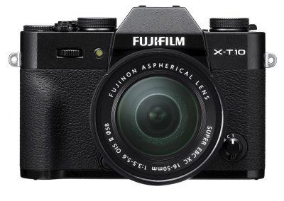 Fujifilm X-T10 incl. XC16-50mm F3,5-5,6 OIS II