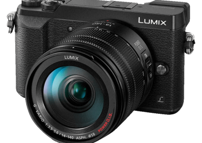 Panasonic Lumix DMC-GX80H