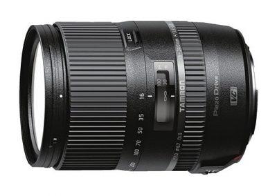 Tamron 16-300mm F/3.5-6.3 Di II VC PZD MACRO für Canon