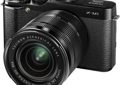 Fujifilm X-M1 XC 16-50 F3,5-5,6 OIS
