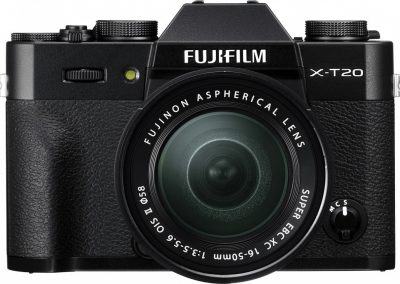 Fujifilm X-T20 + XC 16-50 + XC 50-230 mm